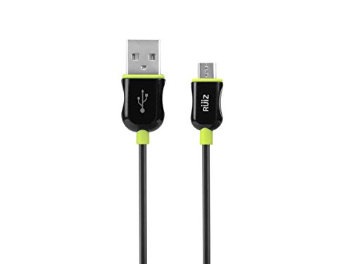 RUIZ by Cellet 6ft. Charging Data Sync Micro USB Cable fo...