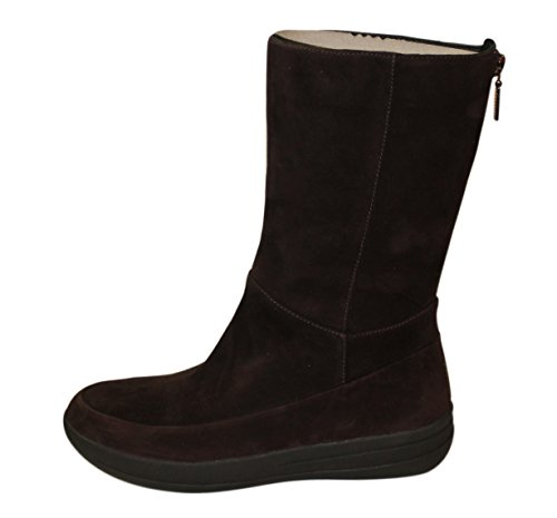 Women's Brown Brown Boots FitFlop Dark 6HqqF