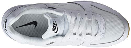 NIKE Nightgazer White 001 Gum Corsa Brown Multicolore Light Black Scarpe White da Uomo rrYdqw