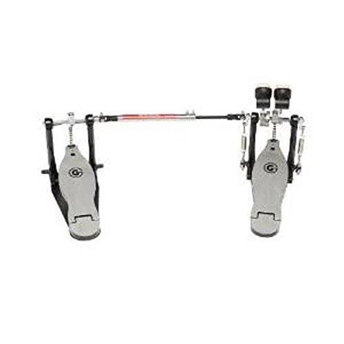 Gibraltar 4711SC-DB Velocity Single Chain Drive Double Pedal