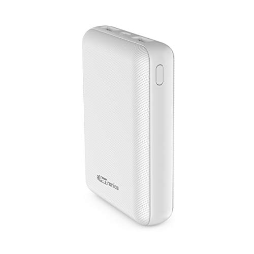 Portronics Mino 10 POR 025, 10000mAh Power Bank  White
