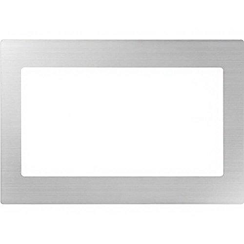 "Samsung - 29.8"" Trim Kit - Stainless steel"
