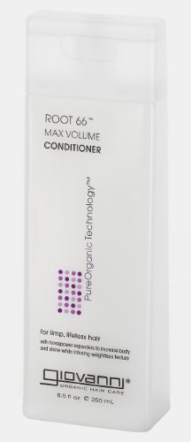 Giovanni Root 66 Max Volume Conditioner, 8.5-Ounce (Pack of 4) ()