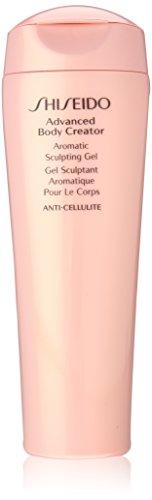 (Shiseido Body Creator Aromatic Sculpting Gel-anticellulite Sculpting Gel for Unisex, 6.7)