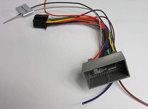 Direct Wire Harness for Pioneer Headunits fits 2008+ Honda//Acura