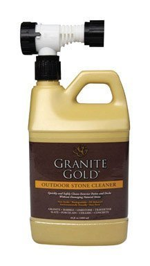 Granite Gold Outdoor Stone Cleaner by Granite Gold