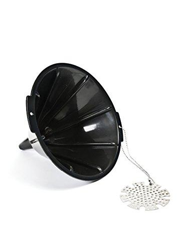 deep fryer oil funnel - 4