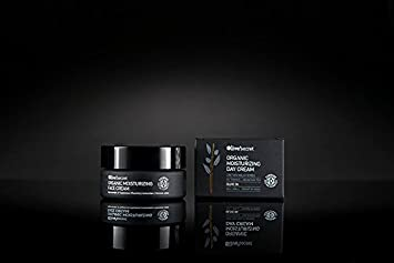 Olive secret Organic Moisturizing Face Cream with Olive Oil and Cretan Mountain Tea, Contains Antioxidants Properties With Deep Skin Hydration With Panthenol Hyaluronic acid. For all skin types