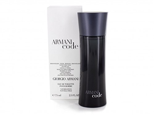 Giõrgio Armãni ARMANÍ CÓDE [TESTER] 2.5oz eau de Toilette spray for Men[WHITE BOX]