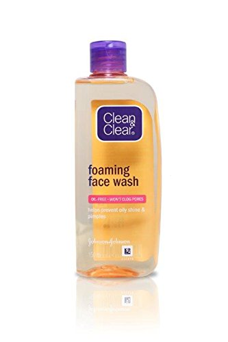 Clean & Clear Foaming Face Wash, 150 ml product image