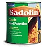 Sadolin 2.5 Litre Classic Basecoat Woodstain Dark Palisander