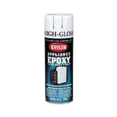 appliance epoxy spray paint white - 8