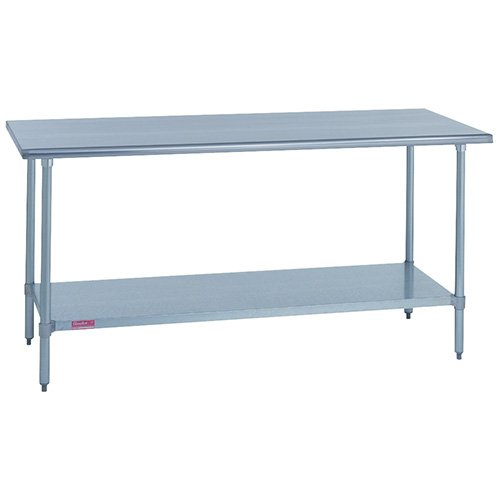 3048 Economy Work Table - Duke 418-3048 Kitchen Work Table 48