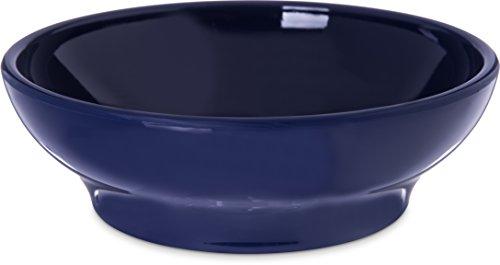 Carlisle 4312560 SAN Salsa Dish Ramekin, 5 oz Capacity, 1.80 Height, Cobalt Blue (Case of 48)