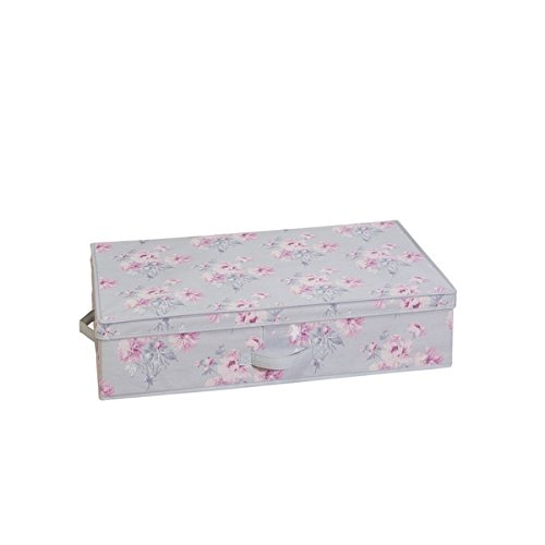 Wreath Flat Card (Laura Ashley Beatrice Non-woven Under-the-bed Storage)