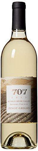 2013 707 Russian River Valley Pinot Grigio White Wine 750 ml