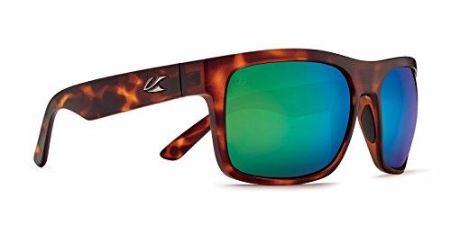 d4b8fcfaa0d Kaenon Polarized Burnet XL Sunglasses - Matte Tortoise Frame - Copper C-12  Lens