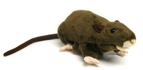 Brown Rat Puppet 13 Sunny product image