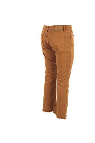 Senape Donna Estate Vicolo L 2017 Primavera To2146 Jeans qHWF8t