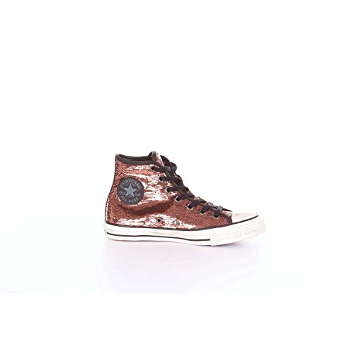 pailettes CONVERSE high sneakers copper 559039C high copper heels Bronzo shoes black xwHaO