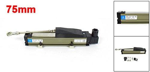 Amazon.com: eDealMax 75 mm Escala electrónica de tipo deslizante Transductor de posición lineal del Sensor: Industrial & Scientific