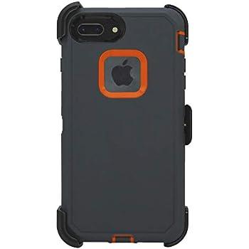 iphone 7 case grey orange