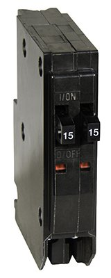 Square D Tandem Circuit Breaker 15/15 Amp Bulk by Square D by Schneider Electric
