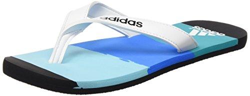 Adidas Ftwbla Multicolore azuimp Striped Homme Eezay Briazu Tongs nfqrYwf6