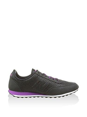 New Balance Zapatillas Ul410Ckp Negro/Púrpura EU 42 (US 8.5) Dow0F1ea0