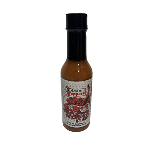 (Raspberry Scorpion Hot Sauce - 5 fl oz)