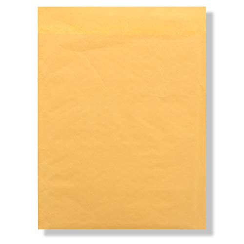 Sealed Air 39093 Jiffylite Self Seal Mailer, #2, 8 1/2 x 12, Golden Brown (Case of 100)