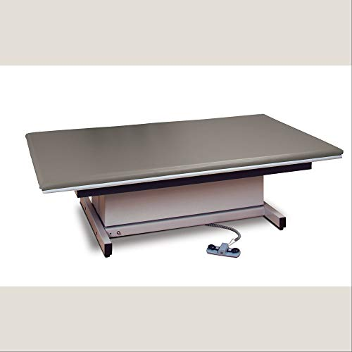 (Hi-Lo Power Mat Platform Table with Upholstered Top - 60