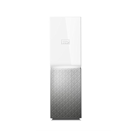 🥇 Western Digital My Cloud Home – Almacenamiento en Red NAS de 6 TB