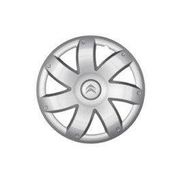 Citroen – Embellecedor de Rueda Naos 15 con nuevo Logo Citroen