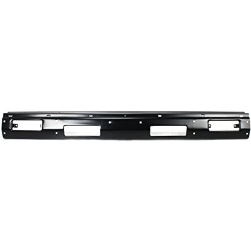 OE Replacement Nissan/Datsun Pathfinder/Pickup Front Bumper Face Bar (Partslink Number NI1002109)