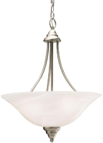 Inverted Bowl Pendant Light in US - 3