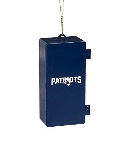 New England Patriots Locker Room - 1