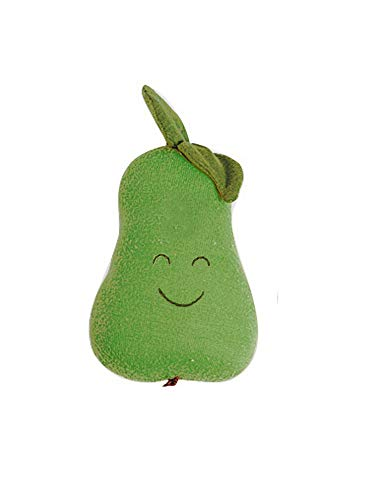 Under the Nile Organic Cotton Stuffed Fruit or Vegetable (Pear)