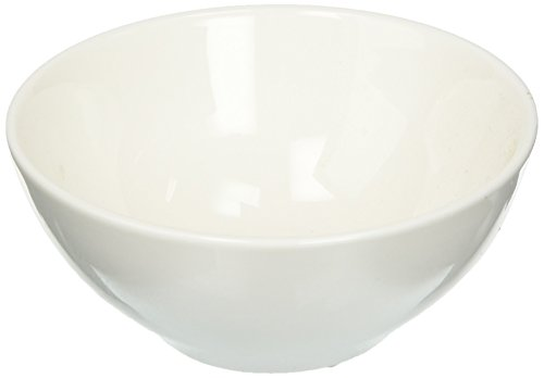 Maxwell and Williams Basics Round Sauce Boat, White ()