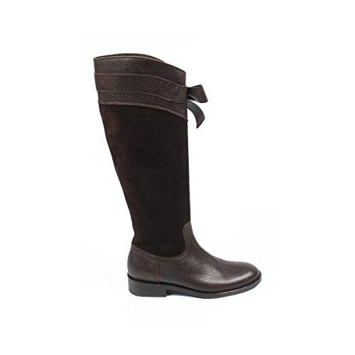 Sebastian - Botas de Piel para mujer marrón marrón 36 marrón