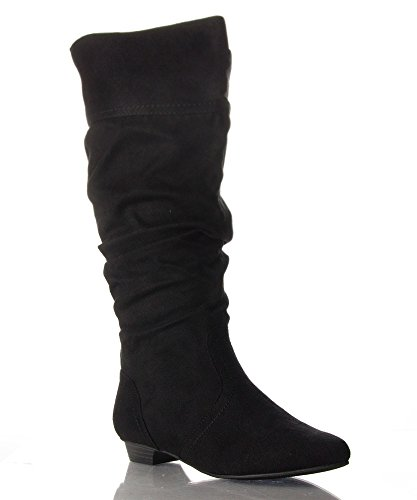 rof-womens-basic-slouchy-knee-high-flat-boot-black-suede-no-pocket-6