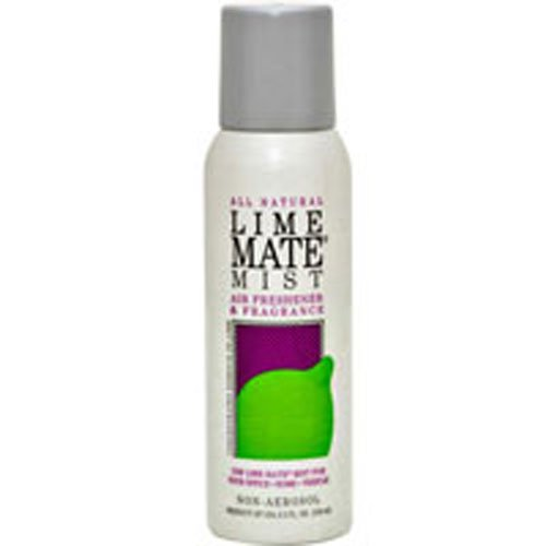 (Orange Mate Lime Mate Mist Air Freshener and Fragrance, 7 OZ (Pack of 2))