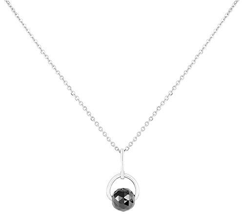 Ceranity - Collier avec pendentif - Acier inoxydable - 47 cm - 907-057.N