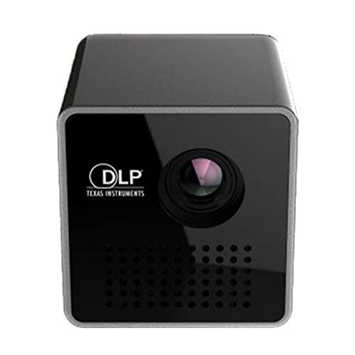 Sonmer Mini DLP WiFi 30 Lumen 1080p Media Projector, Build-in Speaker and 950mAh Battery,for Home Business Video Multimedia-Upgrades by Sonmer (Image #9)