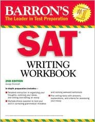 Download Barron's SAT Writing Workbook 2nd (second) edition Text Only pdf epub