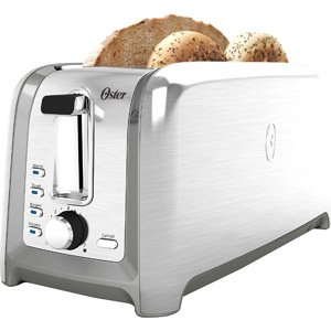 Oster Designed for Life 4-Slice Toaster, Brushed Stainless Steel from Sunbeam Products, Inc.