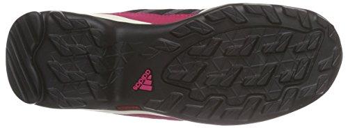 adidas Terrex K, Zapatillas de Deporte Unisex Infantil, Multicolor, 33 EU Negro / Verde / Rosa (Rojmin / Negbas / Menimp)