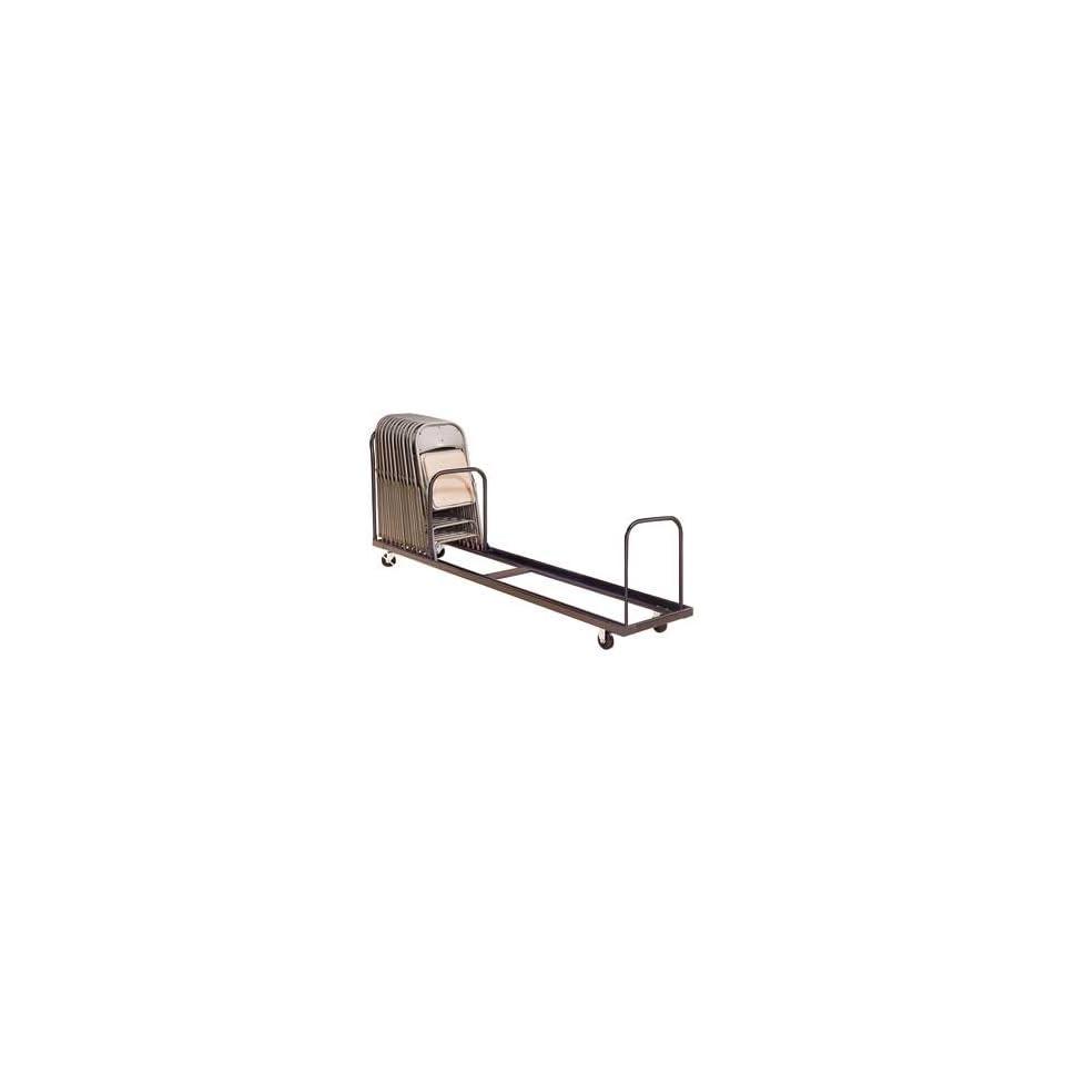 Midwest Folding Products CC84/ACH Heavy Duty Folding Chair Caddy (Capacity 30 42)