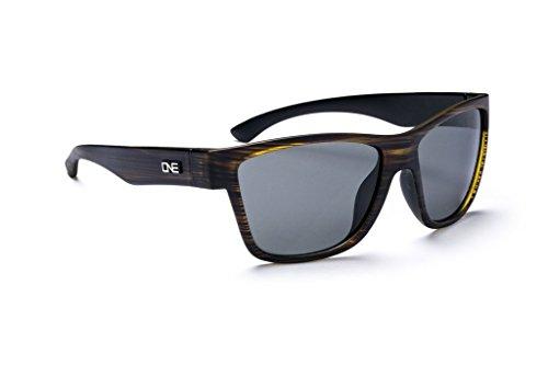 One by Optic Nerve Spektor Sunglasses, Matte Driftwood - One Sunglasses