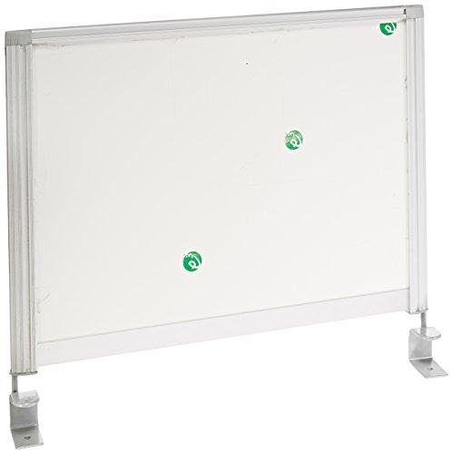 Balt Desktop Privacy Panel, 21.5-Inch Porcelain